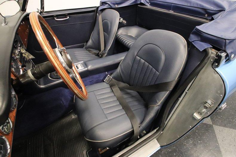 1965 Austin Healey 3000 Mark III 42