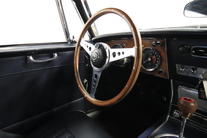 1965 Austin Healey 3000 Mark III 48