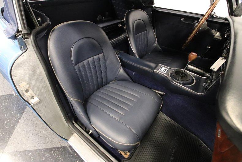 1965 Austin Healey 3000 Mark III 45