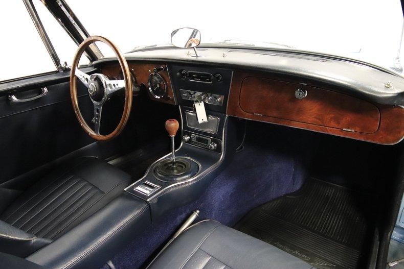 1965 Austin Healey 3000 Mark III 47
