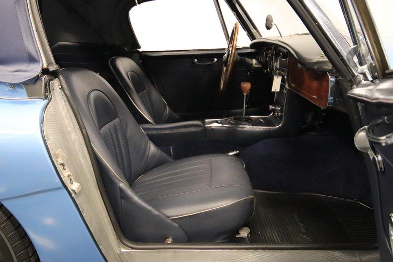 1965 Austin Healey 3000 Mark III 46