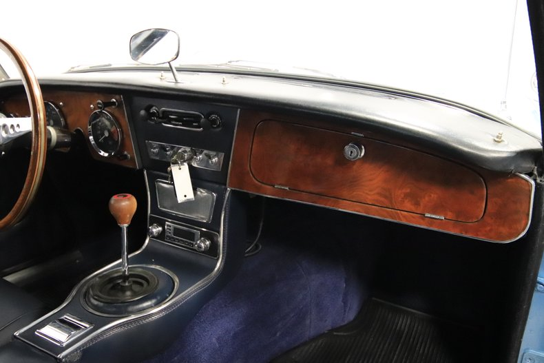 1965 Austin Healey 3000 Mark III 49