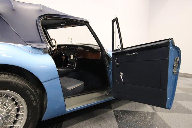 1965 Austin Healey 3000 Mark III 51