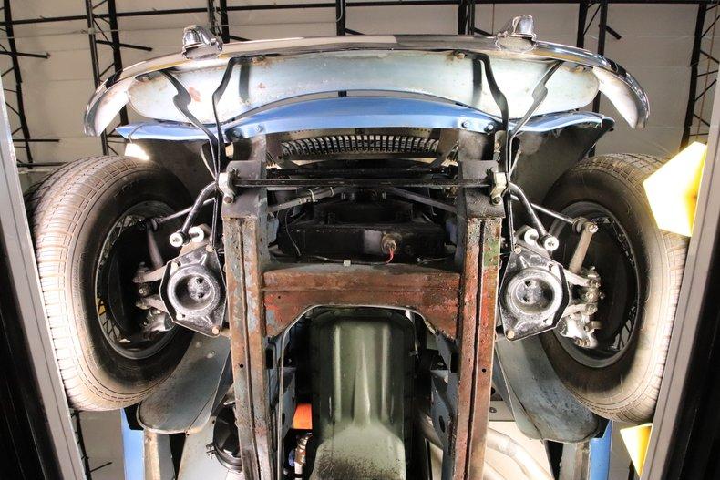 1965 Austin Healey 3000 Mark III 53