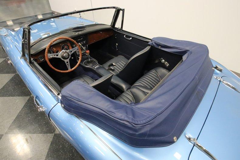 1965 Austin Healey 3000 Mark III 69