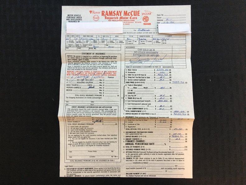 1965 Austin Healey 3000 Mark III 64