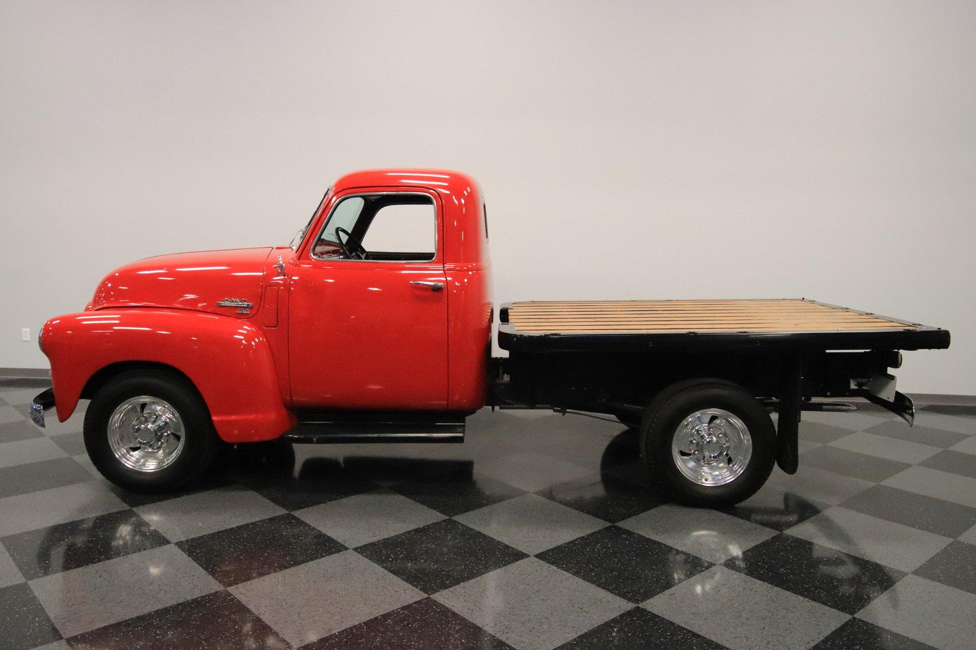 1950 gmc 150 flatbed