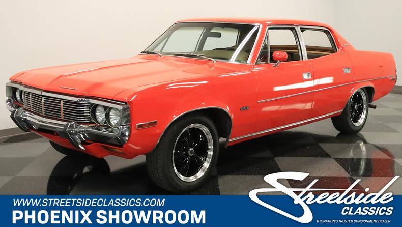 For Sale: 1972 AMC Matador