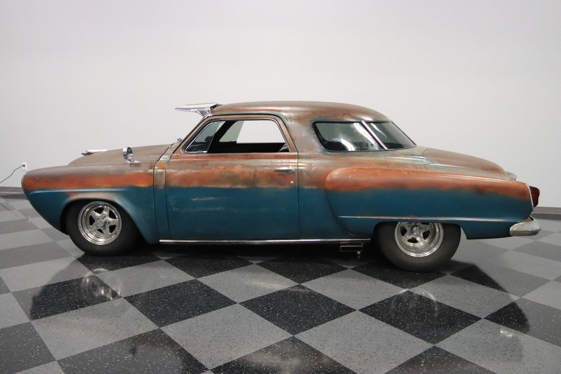 1951 studebaker champion restomod