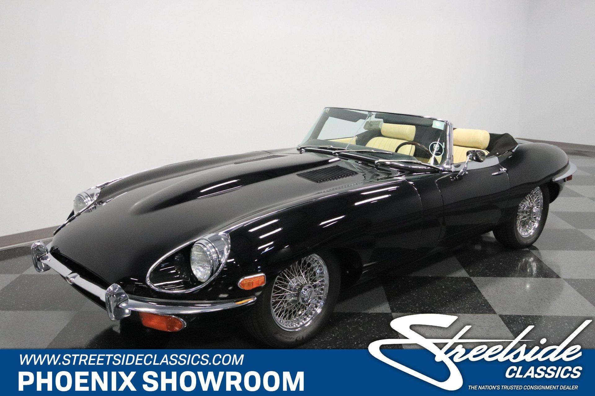 1970 jaguar xke series 2