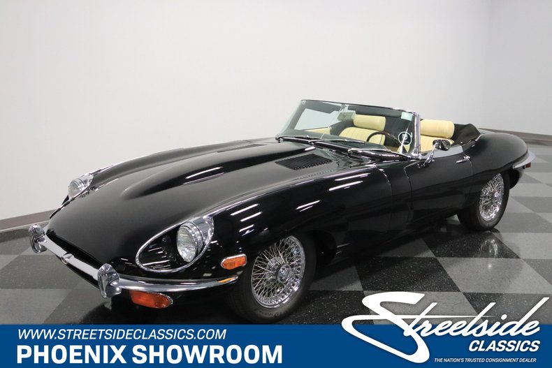 For Sale: 1970 Jaguar XKE