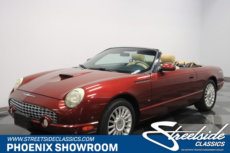 For Sale: 2004 Ford Thunderbird
