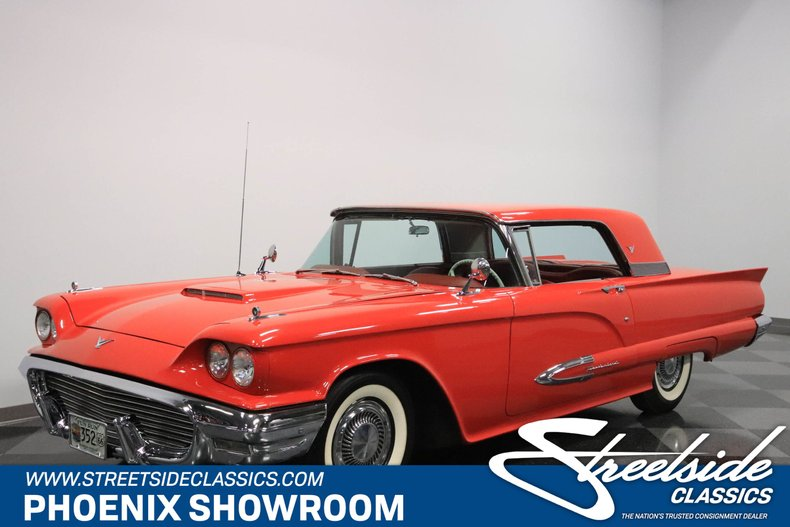 For Sale: 1959 Ford Thunderbird