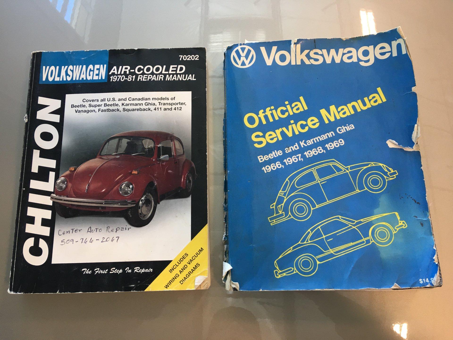 1969 Volkswagen Karmann Ghia For Sale 76614 Mcg
