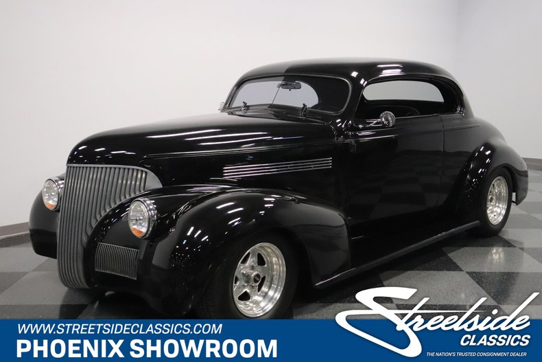 For Sale: 1939 Chevrolet Coupe