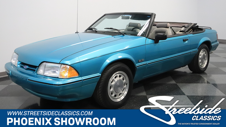 For Sale: 1992 Ford Mustang