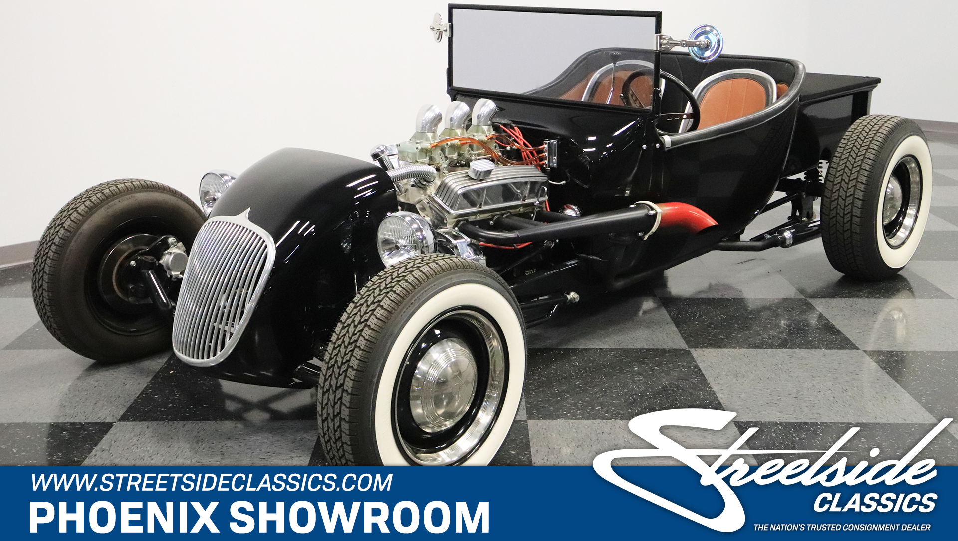 1923 ford t bucket track t roadster