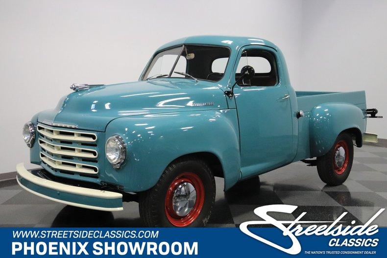 For Sale: 1953 Studebaker Pickup