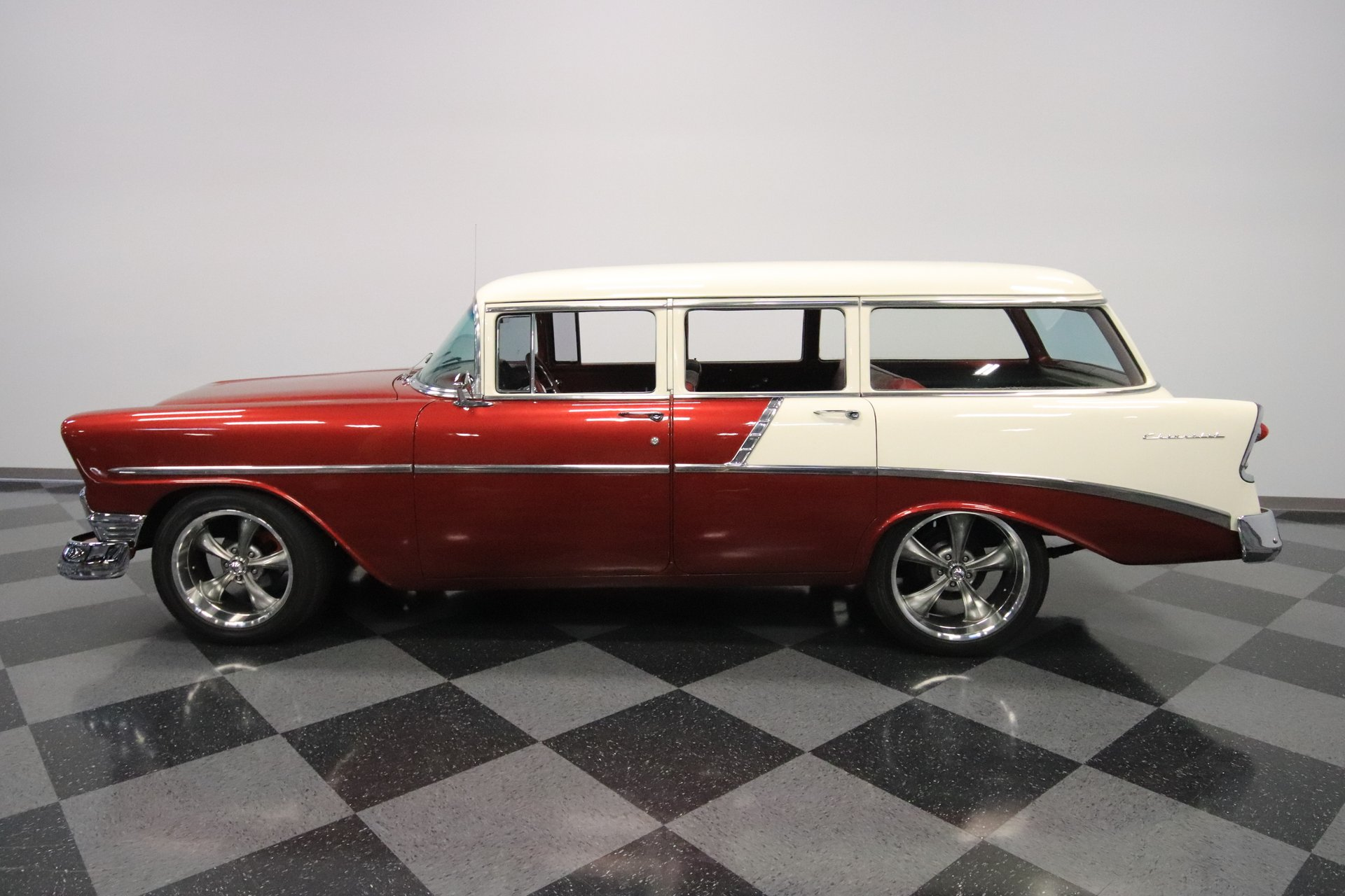 1956 chevrolet 210 wagon