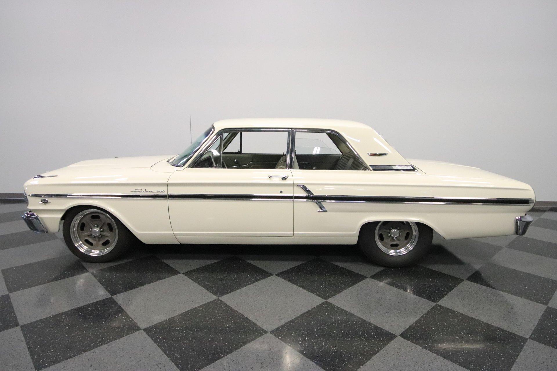 1964 ford fairlane twin turbo