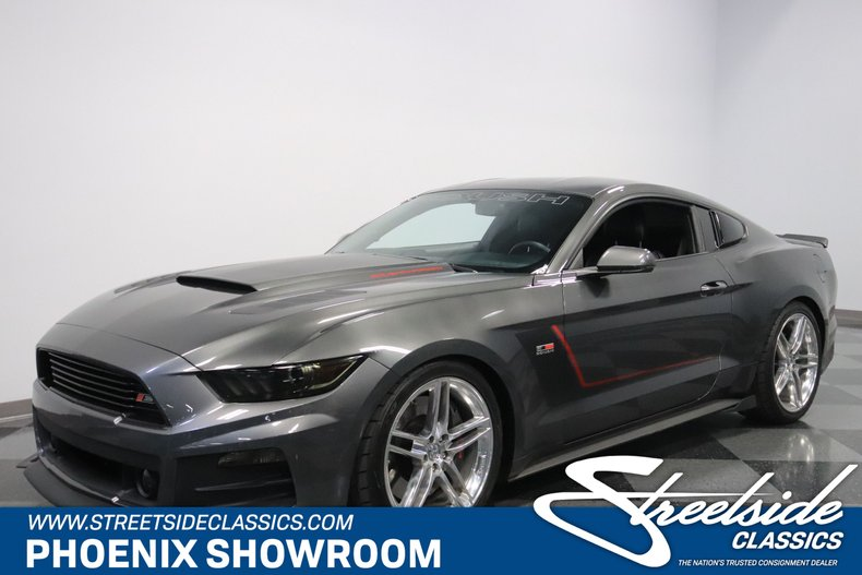 Roush Stage 3 >> 2015 Ford Mustang Streetside Classics The Nation S Trusted
