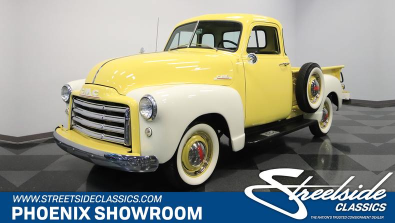For Sale: 1953 GMC 3100