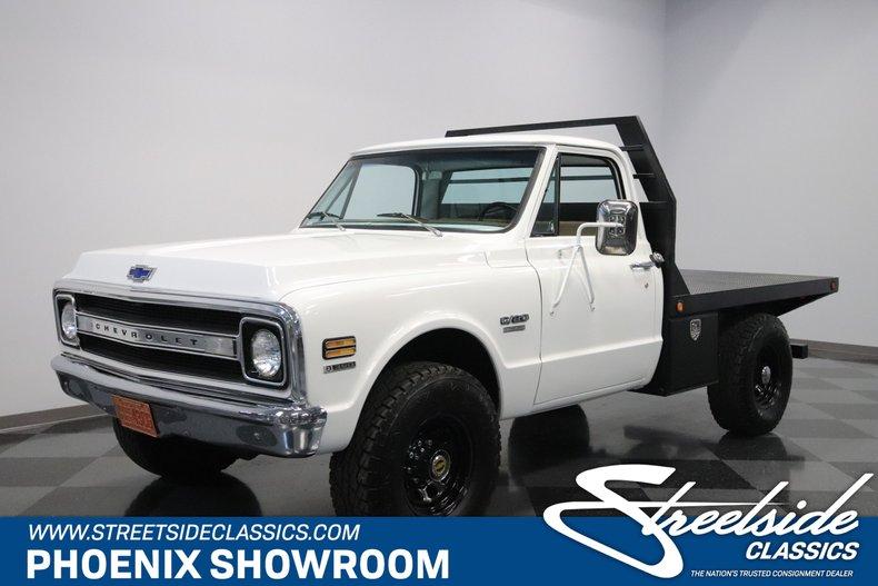 For Sale: 1970 Chevrolet K-20