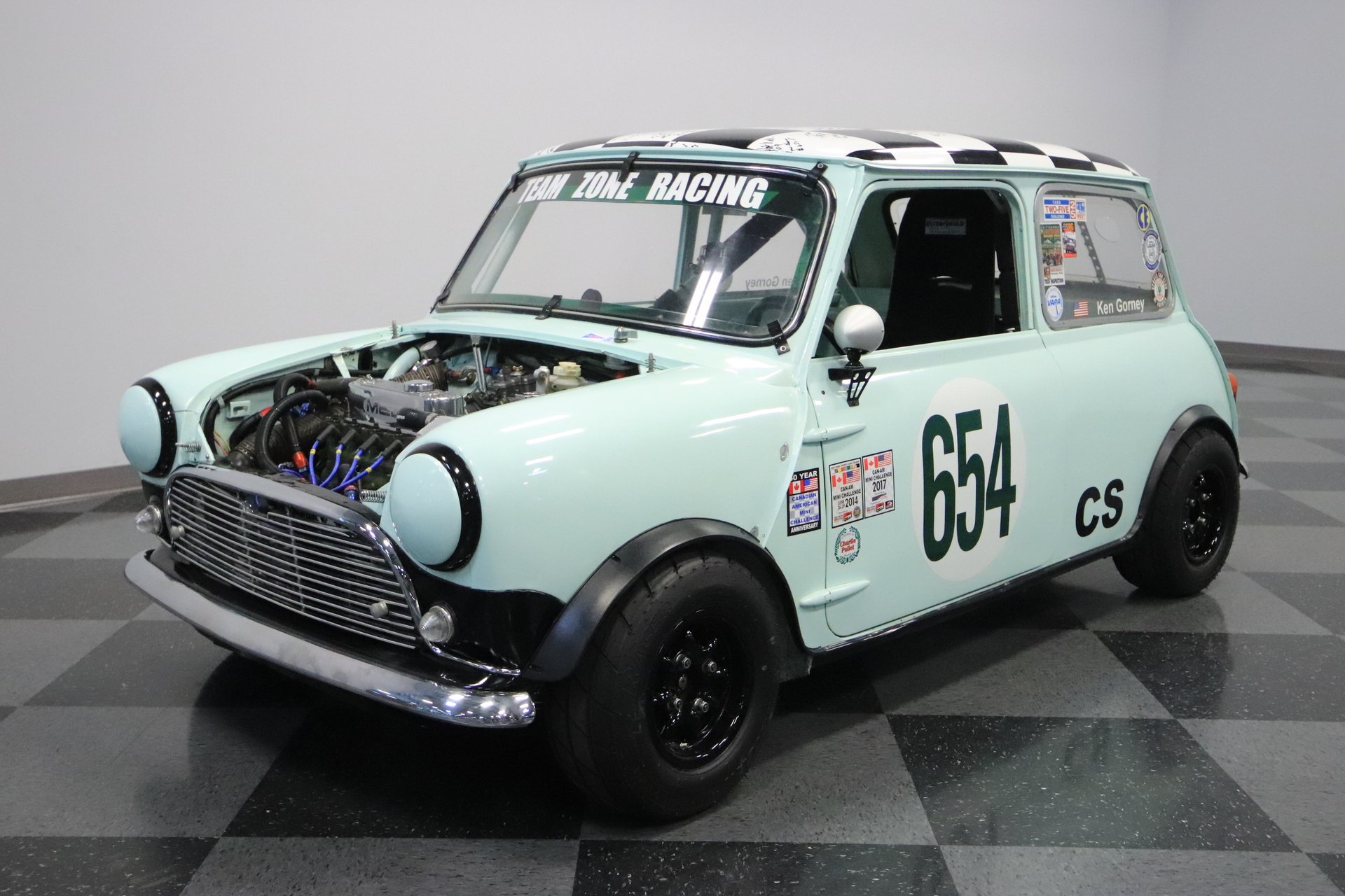 1962 Austin Mini Cooper Streetside Classics The Nations Trusted