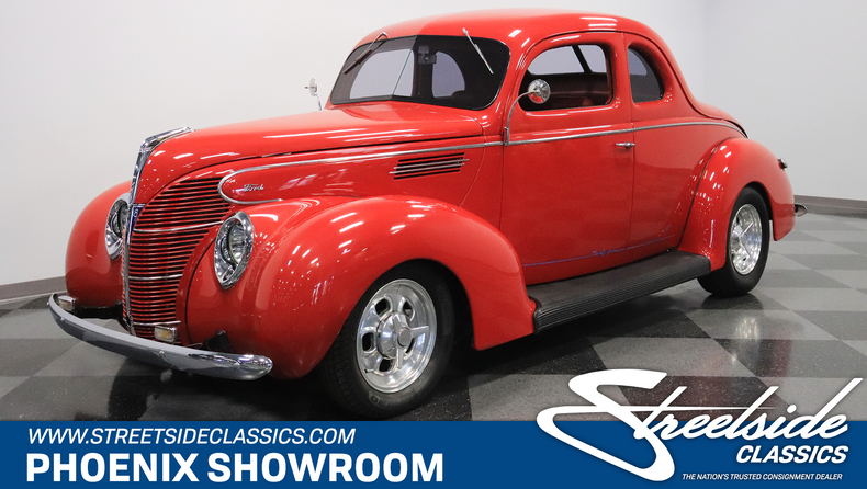 For Sale: 1939 Ford Business Coupe