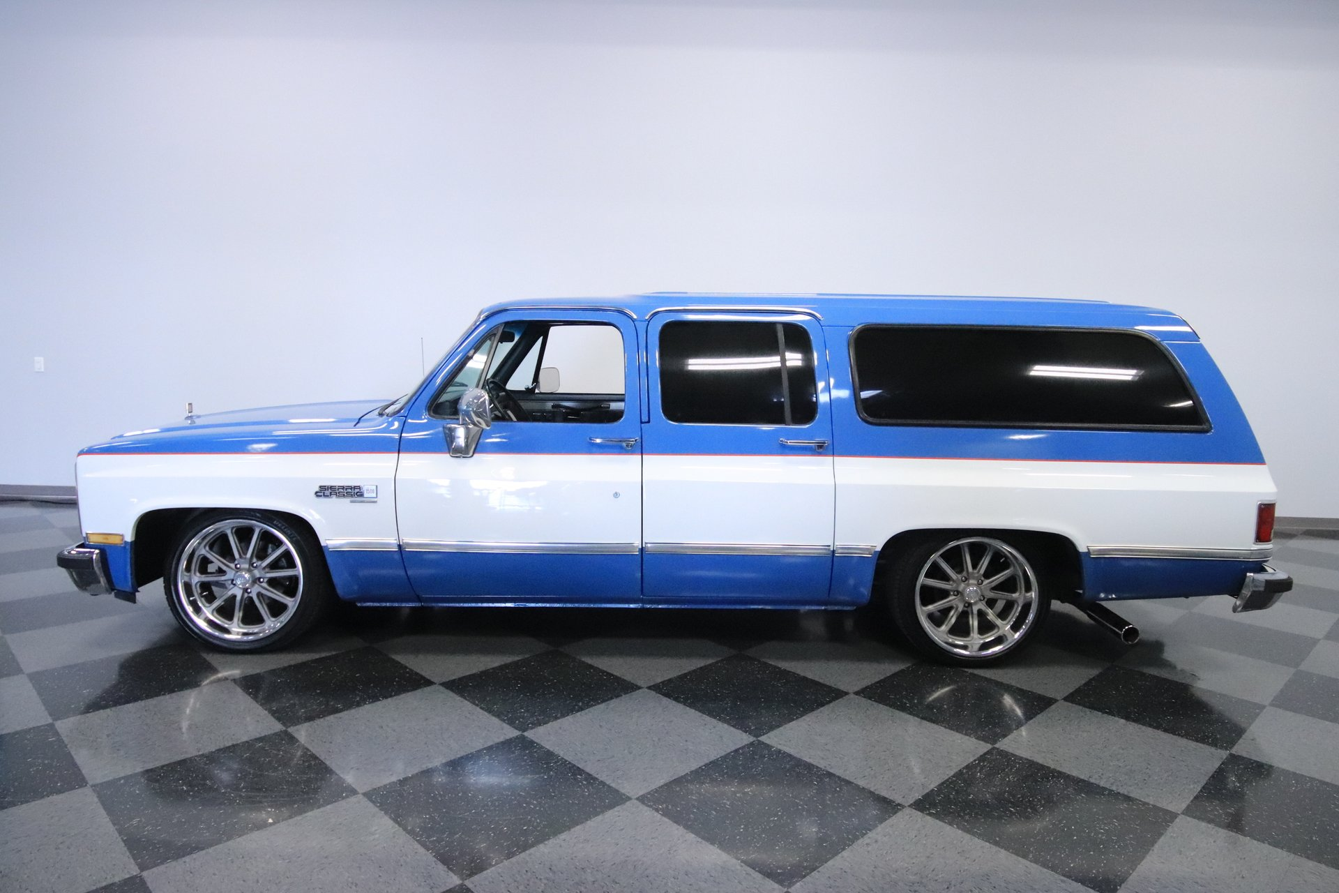 1987 gmc suburban