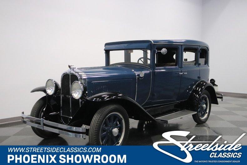 For Sale: 1929 Pontiac Sedan