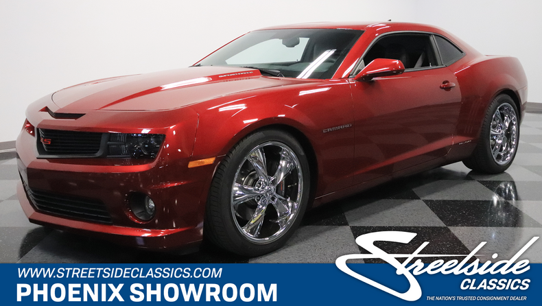 2011 Camaro For Sale >> 2011 Chevrolet Camaro Streetside Classics The Nation S Trusted