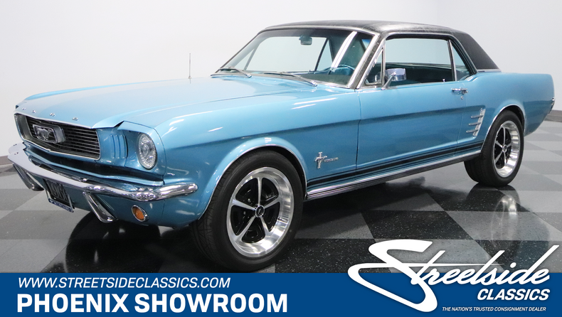 1966 Ford Mustang Streetside Classics The Nation S Trusted