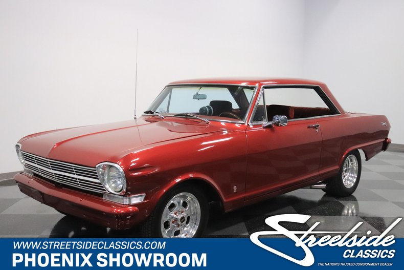 For Sale: 1962 Chevrolet Nova
