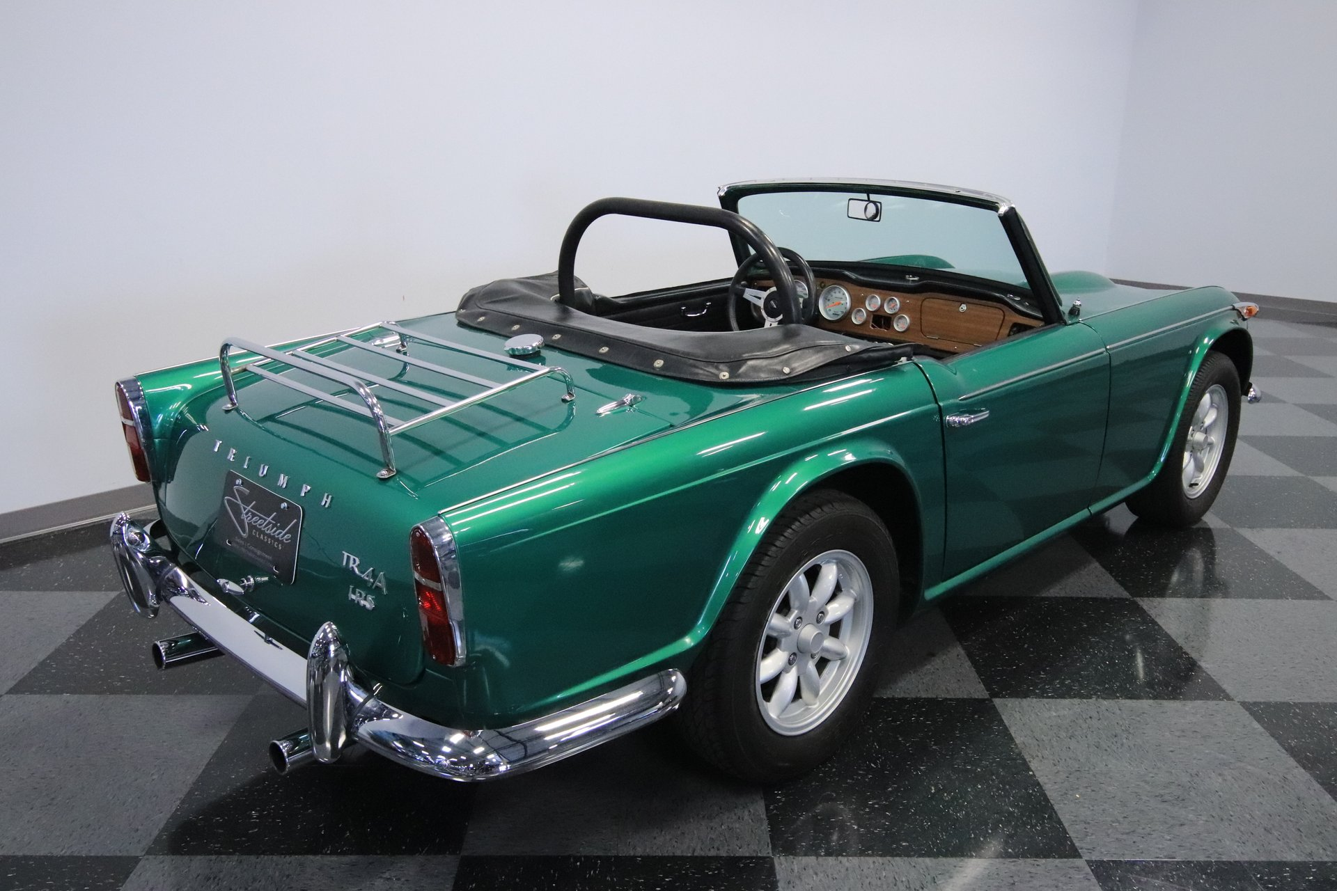 1967 Triumph Tr4a Irs Streetside Classics The Nations Trusted