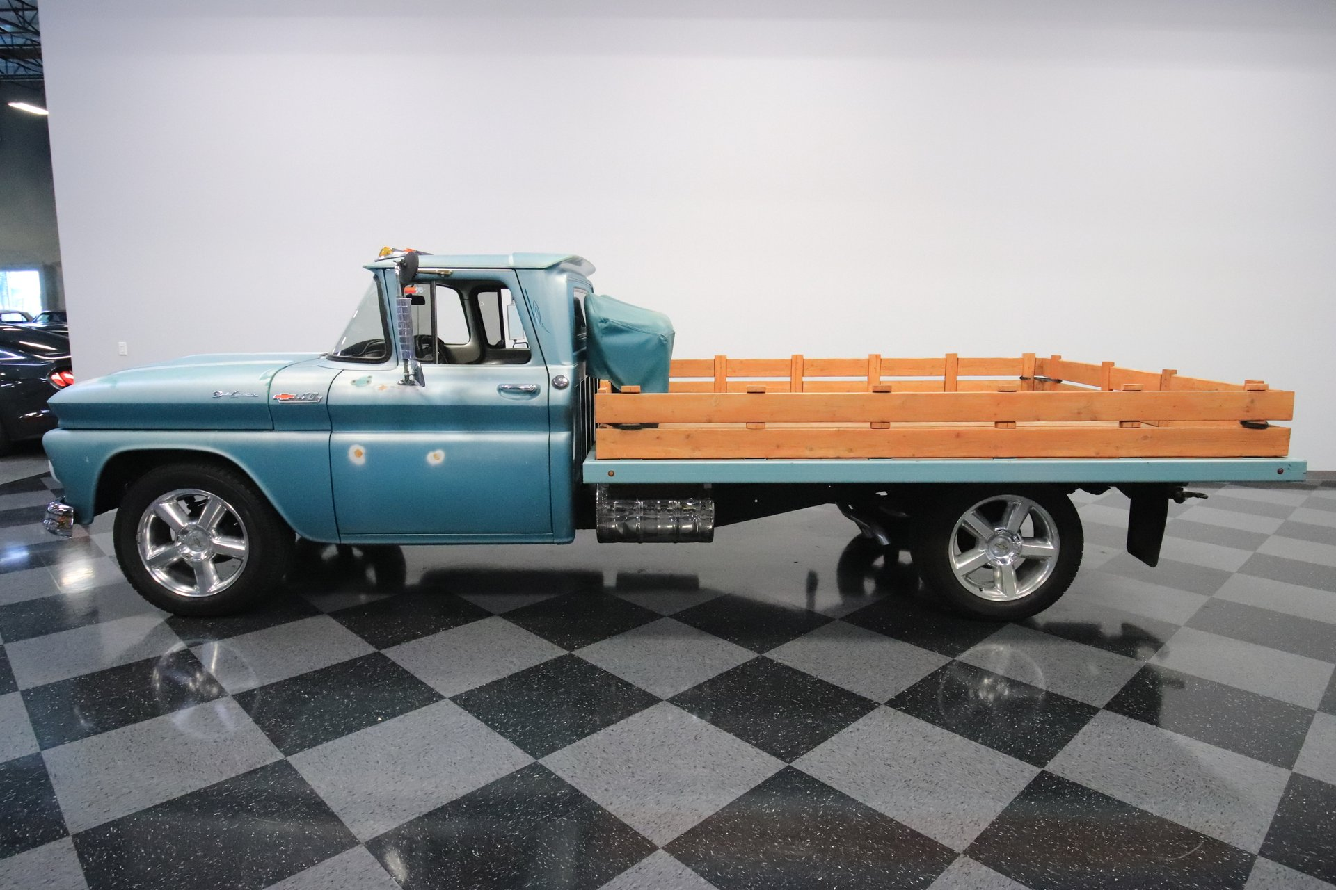 1962 chevrolet c40 custom