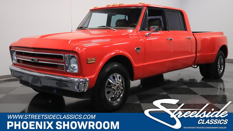 For Sale: 1968 Chevrolet C30