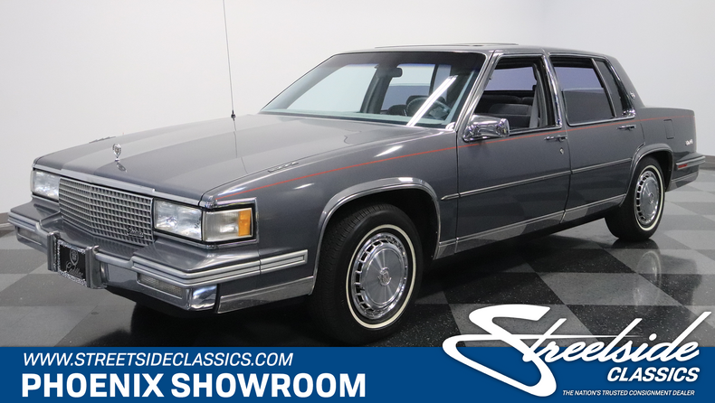For Sale: 1987 Cadillac DeVille