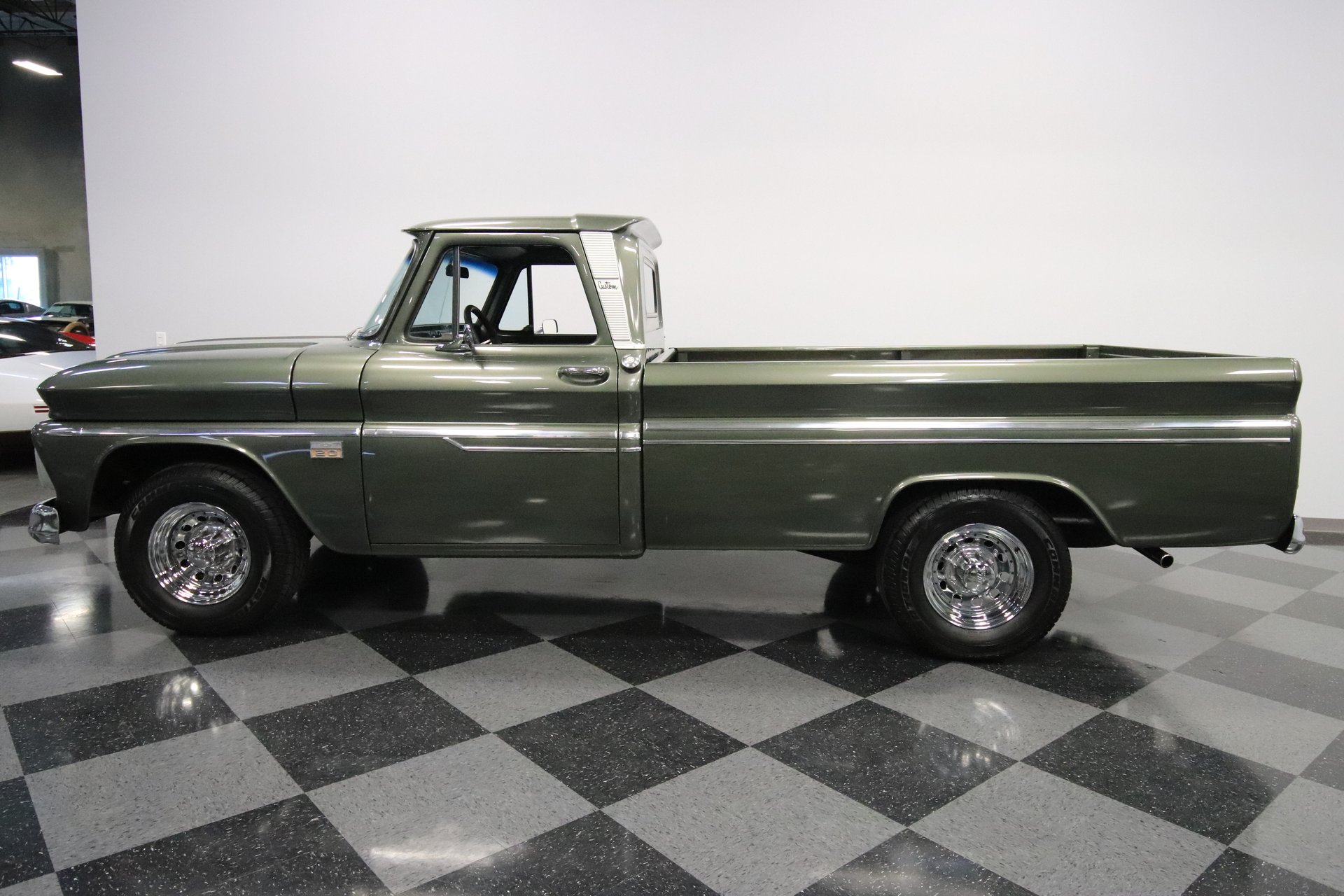 1966 chevrolet c20 custom