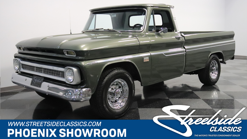 1966 Chevrolet C20 Streetside Classics The Nation S