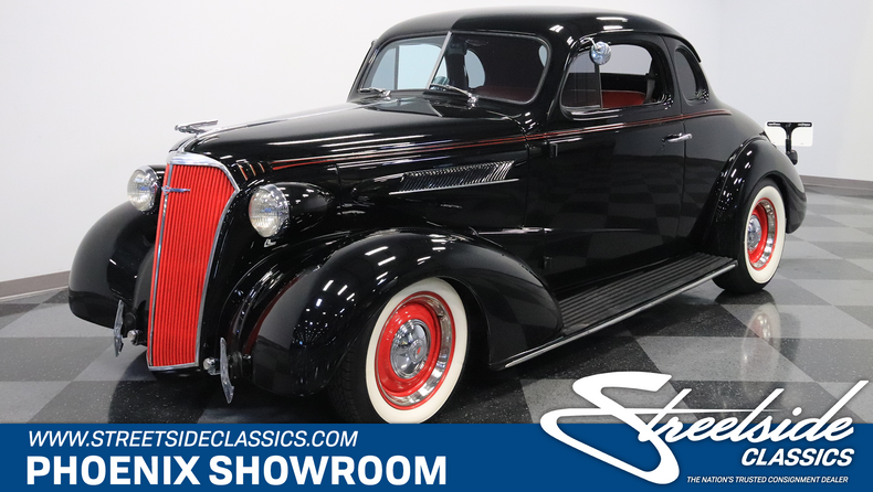For Sale: 1937 Chevrolet Master Deluxe