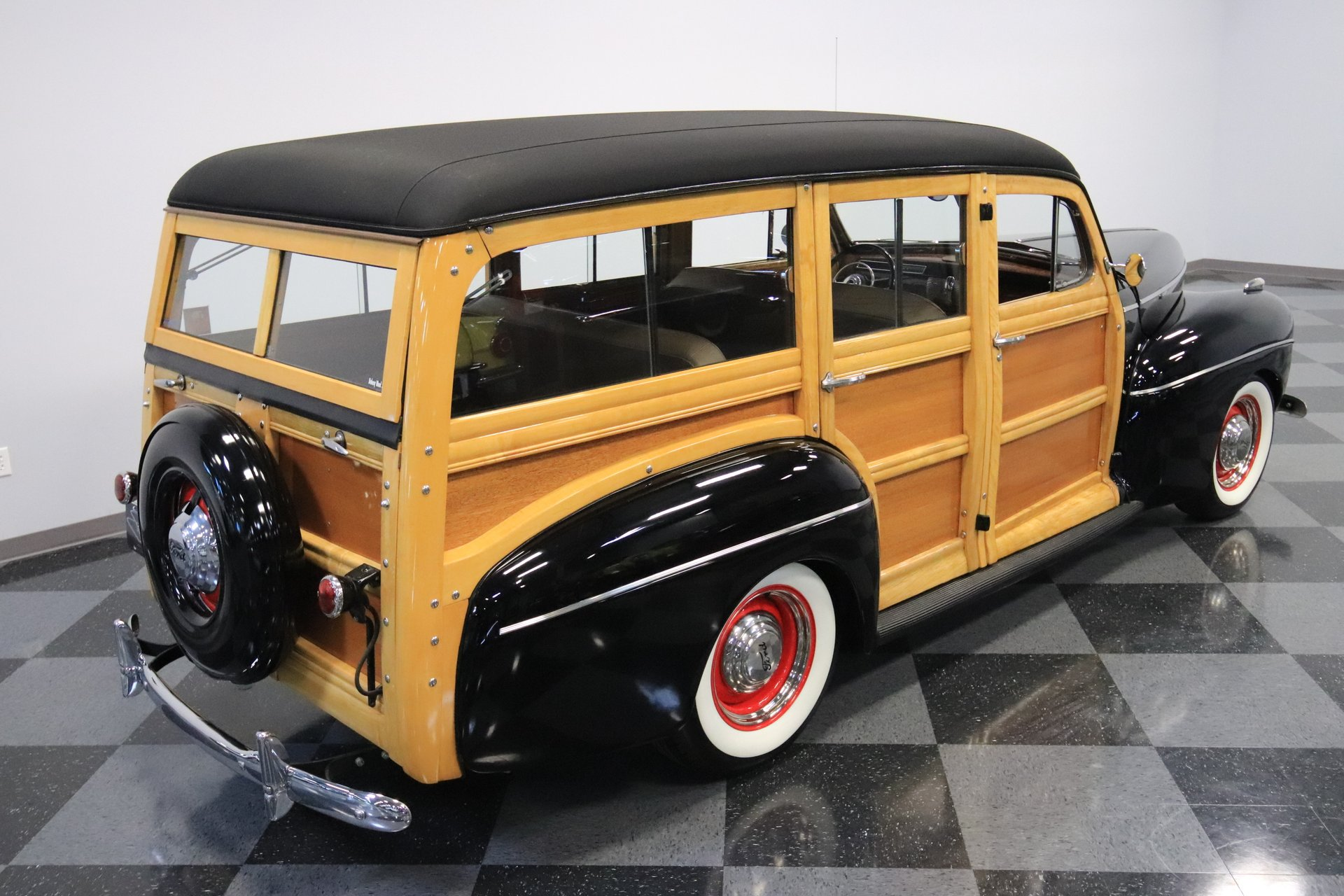 1941 Ford Super Deluxe Streetside Classics The Nations Trusted Mercury Woody Wagon You May Also Be Interested In