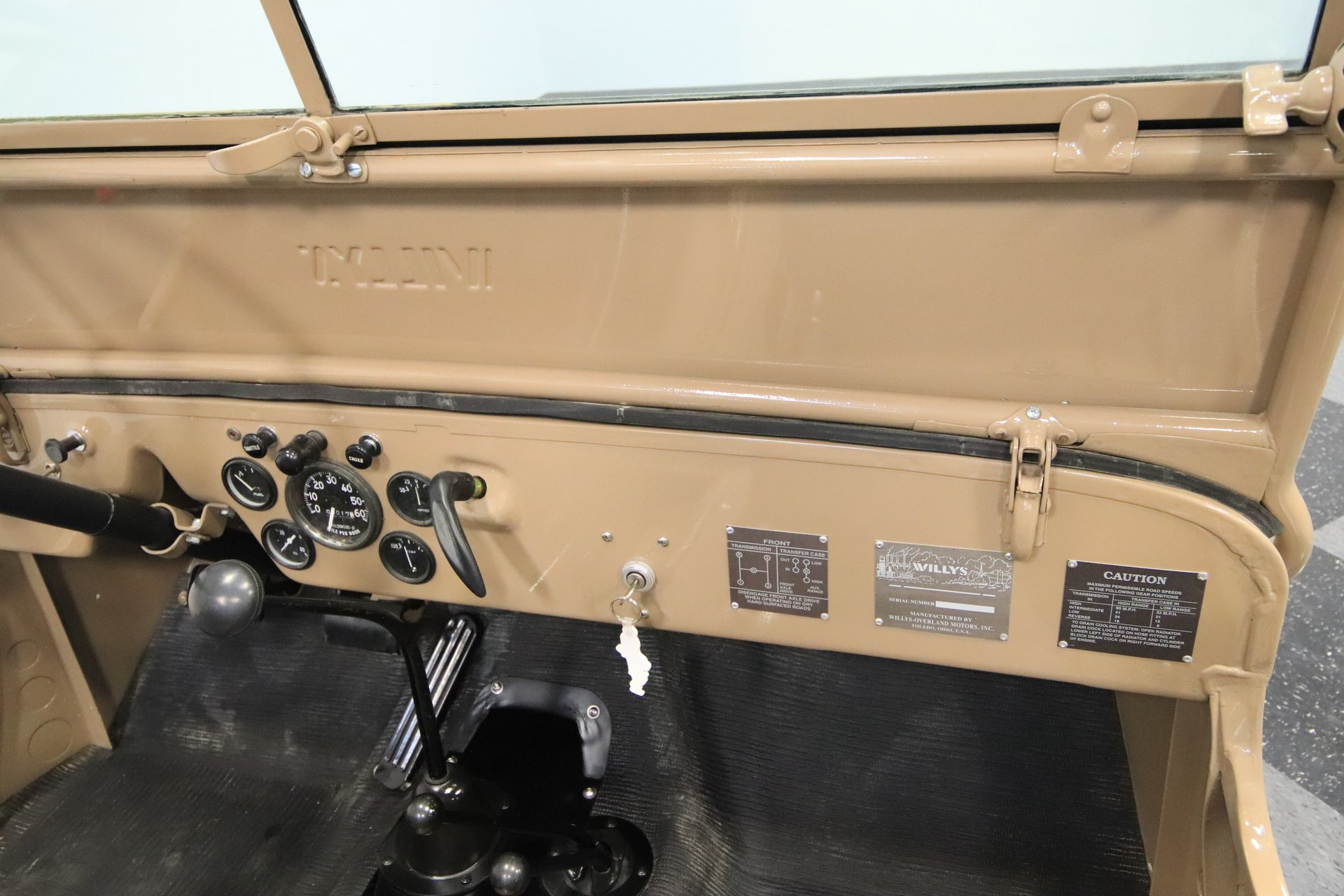 1946 Willys CJ2A | Streetside Classics - The Nation's