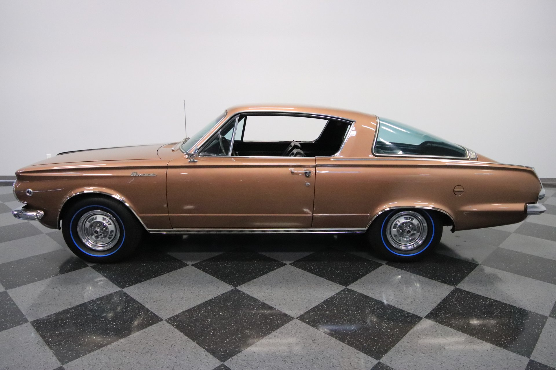 1965 plymouth barracuda formula s tribute