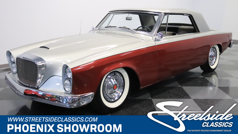 For Sale: 1962 Studebaker GT Hawk