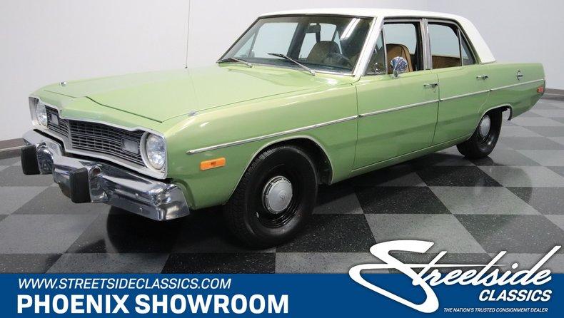 For Sale: 1973 Dodge Dart