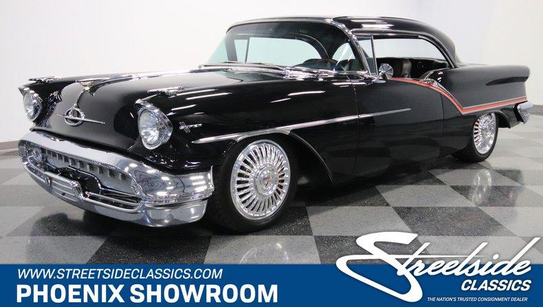 For Sale: 1957 Oldsmobile Super 88