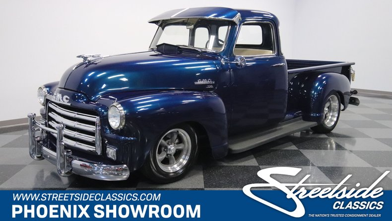 For Sale: 1954 GMC 100