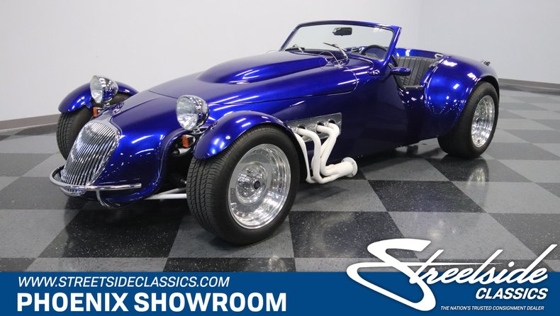 For Sale: 2011 Diva Speedster