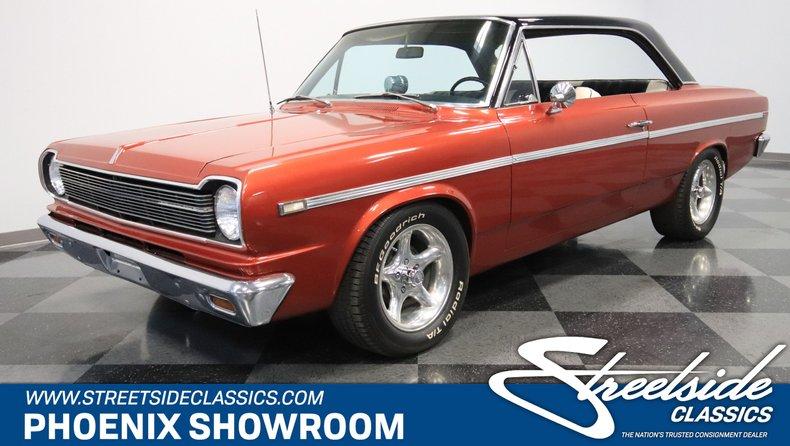 For Sale: 1968 AMC Rambler